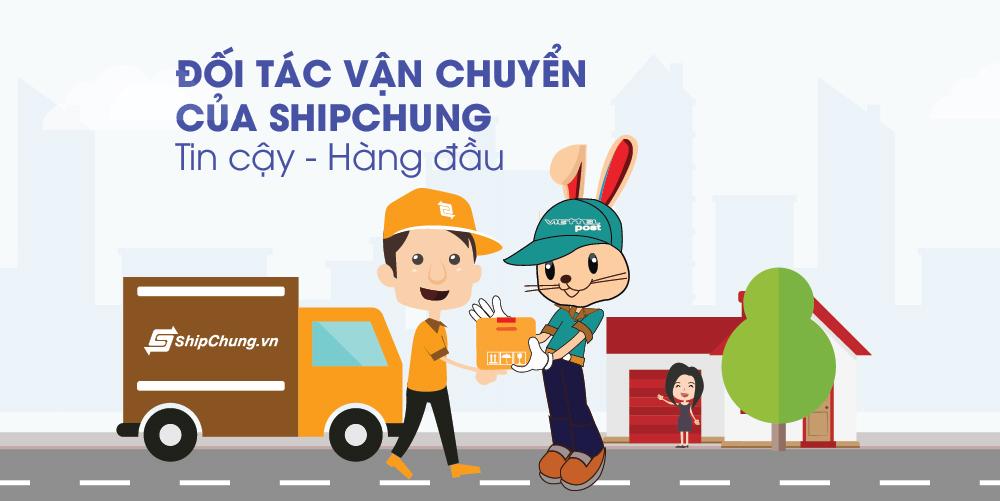 Viettel Post là một trong những đối tác chính của ShipChung.vn