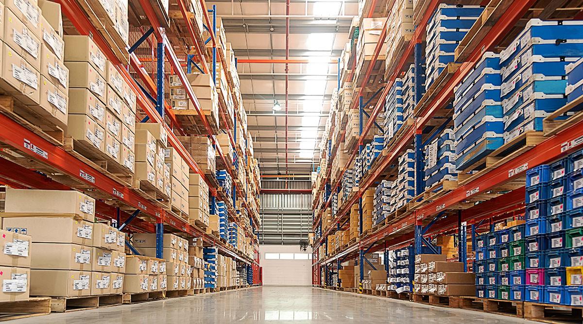 Kho hàng cần phải đáp ứng cho việc lưu trữ và bảo quản hàng hóa