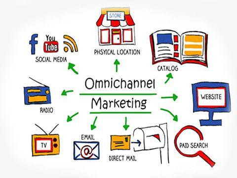 Mô hình bán hàng đa kênh - Omni channel